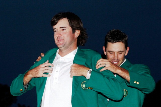 Watson is chasing his second Masters Green Jacket after his triumph in 2012 ©Getty Images