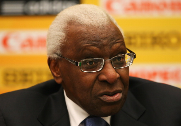 IAAF President Lamine Diack's concerns about attracting a younger audience for athletics are shared by the President of the International Table Tennis Federation, Adham Sharara ©Getty Images