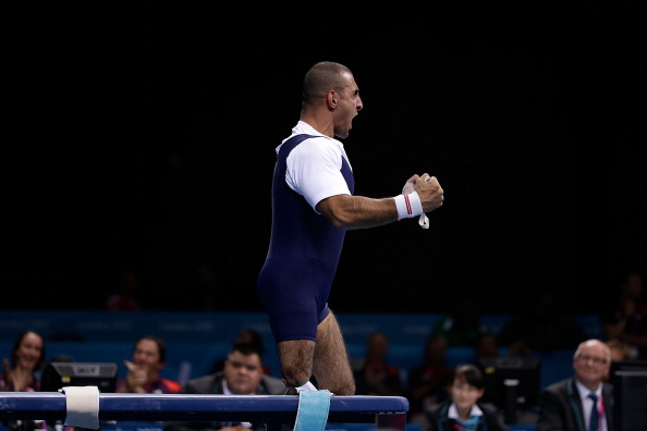 Ali Jawad broke another world record today in the men's -59kg ©Getty Images