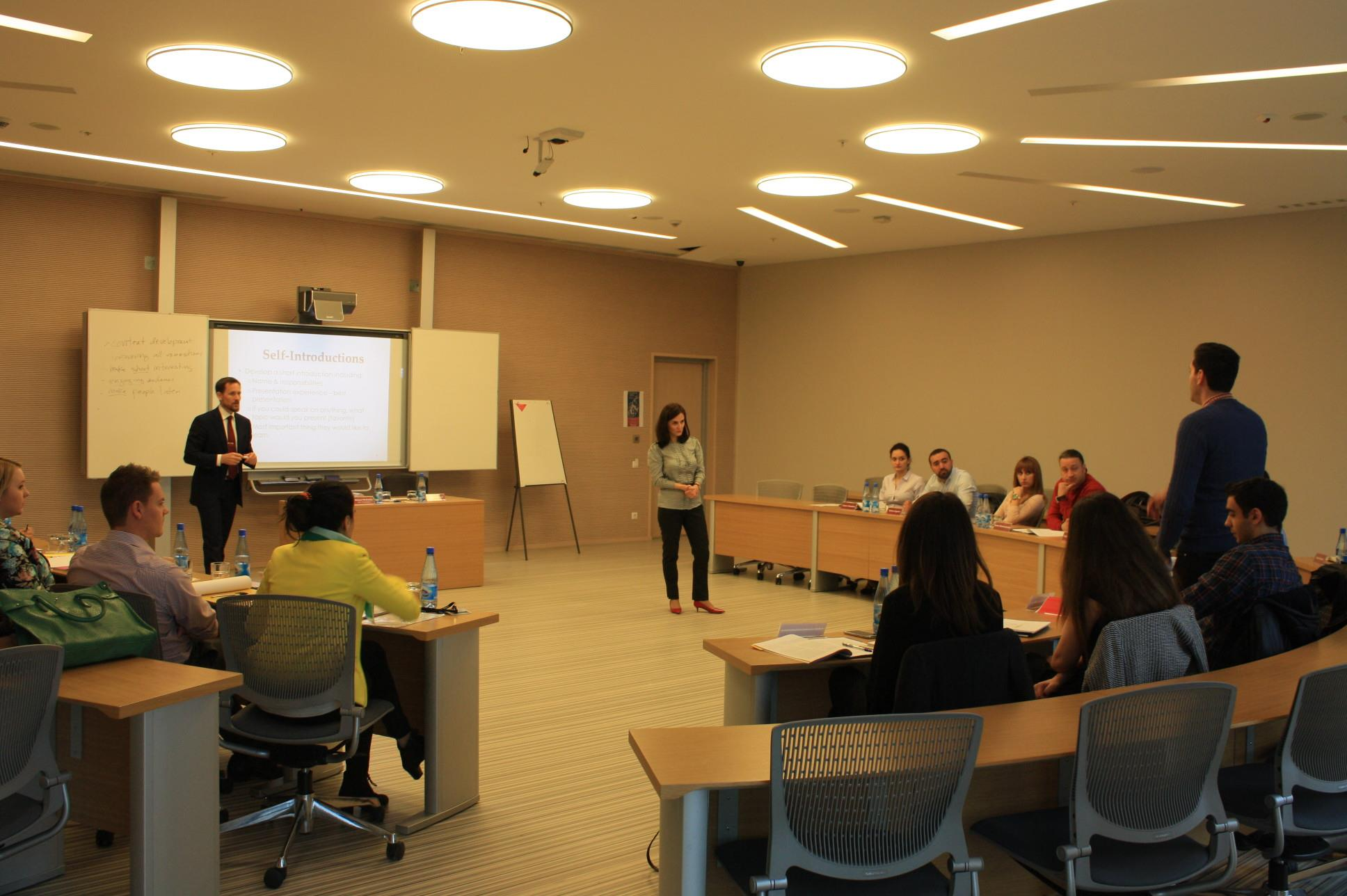 Successful applicants to the Baku 2015 Academy will have the opportunity to work on the first-ever European Games ©Baku 2015