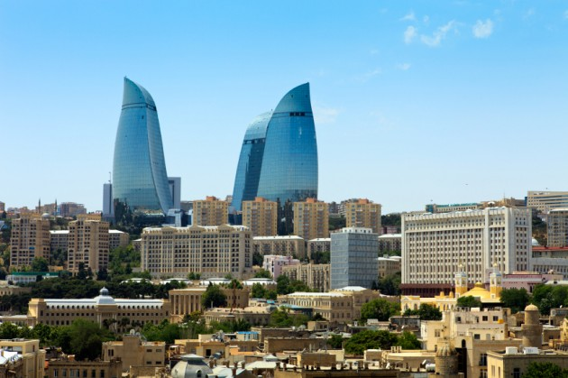 Baku is set to make its debut on the Formula One circuit in 2016 ©Getty Images