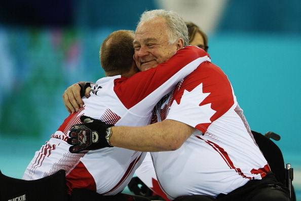 Defending world champions Canada are among the seven teams to have already qualified for the 2015 World Wheelchair Curling Championship in Lohja ©Getty Images