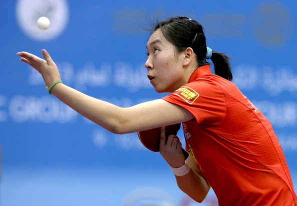 Chinese players, like women's world champion Li Xiaoxia, have dominated the sport in recent years ©Getty Images