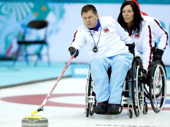 Lillehammer has been named as the host of the World Wheelchair Curling Qualification Event this November ©Getty Images