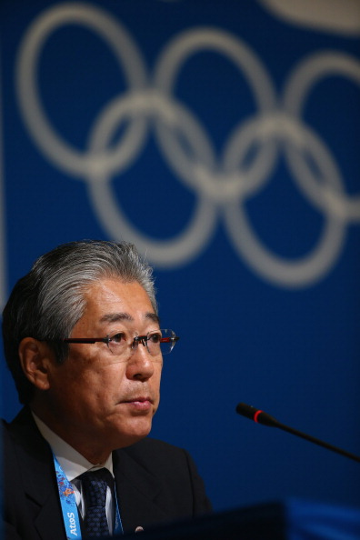 Japanese Olympic Committee President Tsunekazu Takeda is to take over from Norway's Gehard Heiberg as chairman of the IOC Marketing Commission ©Getty Images