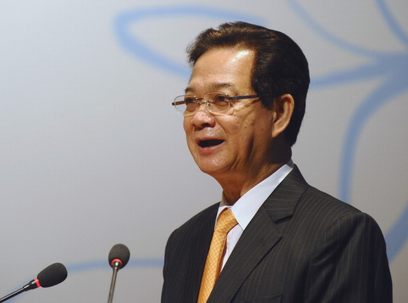 Vietnamese Prime Minister Nguyen Tan Dung announced his country's intention to withdraw from hosting the 2019 Asian Games in a statement posted online ©AFP/Getty Images