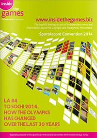 The insidethegames.biz magazine 2014