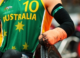 APC President Glenn Tasker has called on corporate and public support for Australian athletes building towards Rio 2016 ©Getty Images