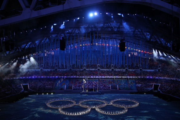 A new survery has claimed eighty-four per cent of Russians are proud of the staging of Sochi 2014 ©Getty Images