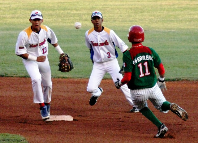 A total of 18 teams will now do battle at this year's Under-15 Baseball World Cup ©WBSC