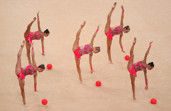 Acrobatic, artistic and rhythmic gymnastics event will also be held at Baku 2015 ©Getty Images