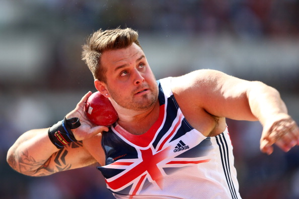 Aled Davies has set a world record in the men's F42 discus at the IPC Grand Prix in Grosseto, Italy ©Getty Images