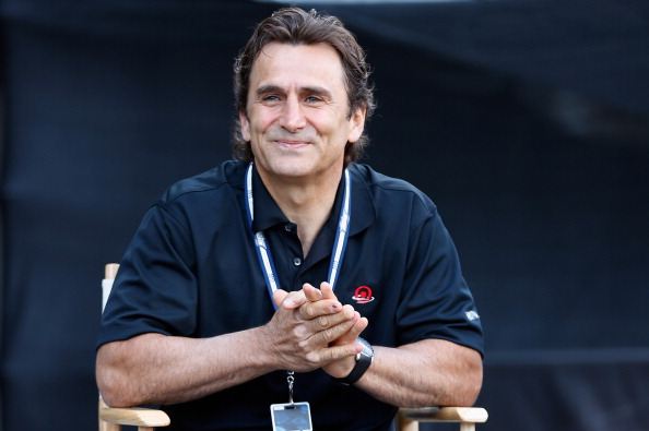 Alessandro Zanardi has become a brand ambassador for BMW ©Getty Images