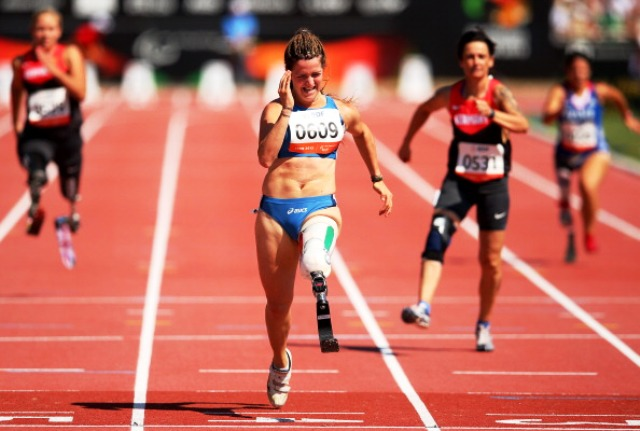 Allianz will sponsor three IPC Athletics Grand Prix events and the European Championships in Swansea this year ©Getty Images