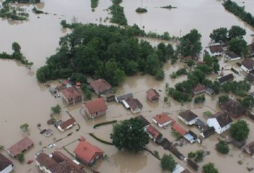 Croatia, Bosnia-Herzegovina and Serbia have all been devastated by the Balkan floods ©Getty Images