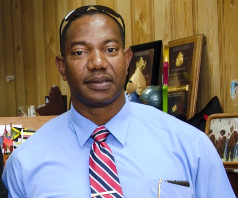 Cliff Williams will serve another term as secretary general of the Antigua & Barbuda Olympic Association ©ABOA