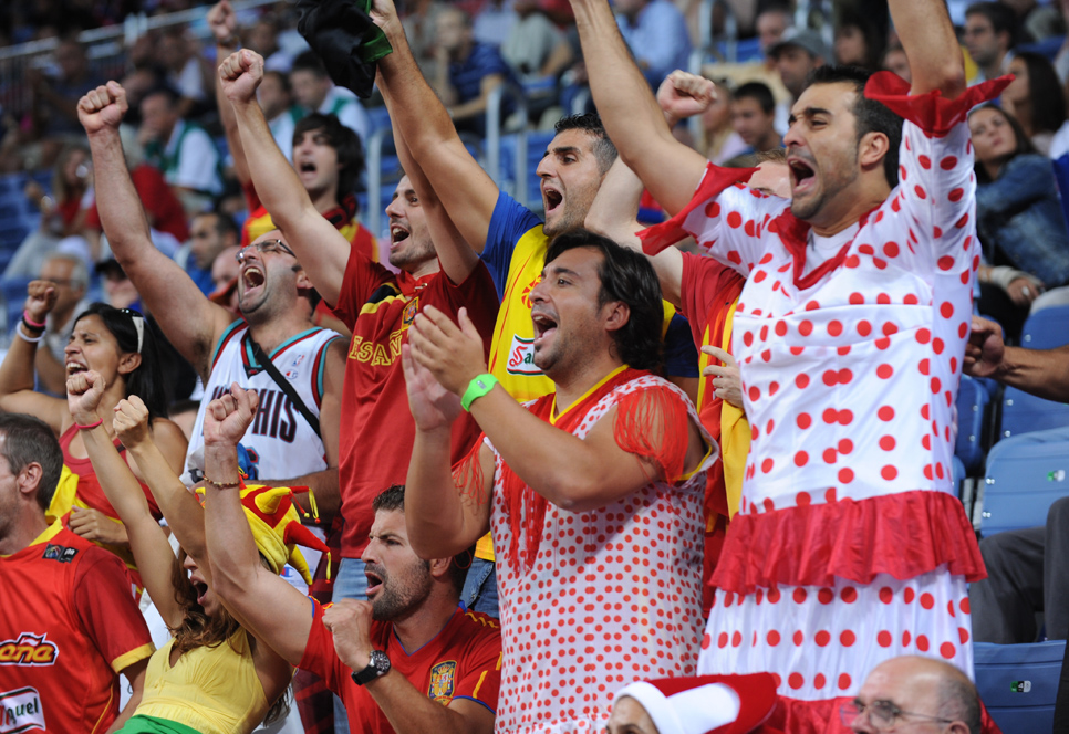 Day Passes will be available for fans to buy for the group phase, round of 16 and quarter-finals, with prices starting from €27 ©FIBA