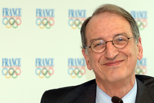 French National Olympic Sports Committee President Denis Masseglia claims that October will be a crucial month in Paris' proposed bid to host the 2024 Olympics and Paralympics ©CNOSF