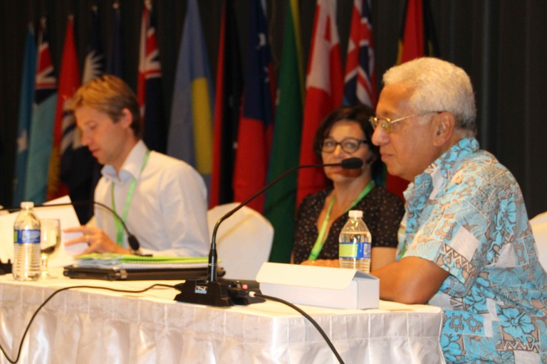 Discussions have been ongoing at the ONOC General Assembly to expand the Pacific Games into a true Continental Games for the Oceania region ©ONOC
