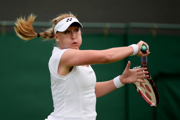 Elena Baltacha has tragically died from cancer at the age of 30 ©Getty Images