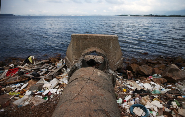 Environmental officials have said Rio water pollution targets won't be met by the 2016 Olympics and Paralympics ©Getty Images