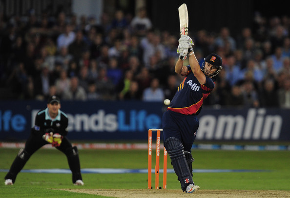 Essex currently play at their Twenty20 matches at Chelmsford, about 30 miles from the Queen Elizabeth Olympic Park ©Getty Images