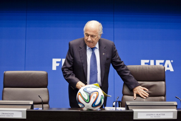 FIFA has welcomed proposed labour law reforms in Qatar which looked to tackle the ongoing issue of working conditions for migrant workers ©AFP/Getty Images