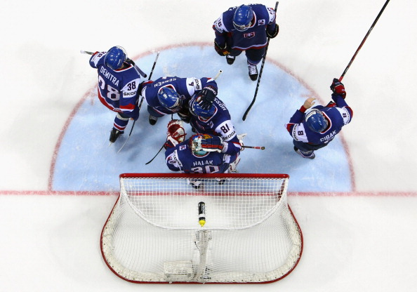 Fans from 115 countries around the world are able to tune into this year's Ice Hockey World Championships ©Getty Images