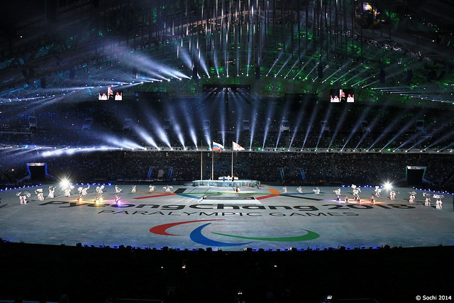 Following Sochi 2014 Pyeongchang will now be tasked with staging and creating a legacy from the 2018 Paralympic Winter Games ©Sochi 2014