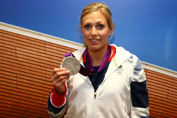 Gemma Gibbons has said she was not confident about being picked to represent England at the Glasgow 2014 Commonwealth Games ©Getty Images