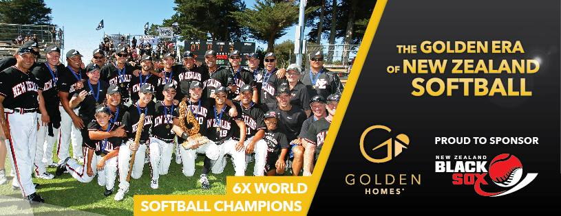 Golden Homes has signed a strategic partnership with Softball New Zealand ©Facebook