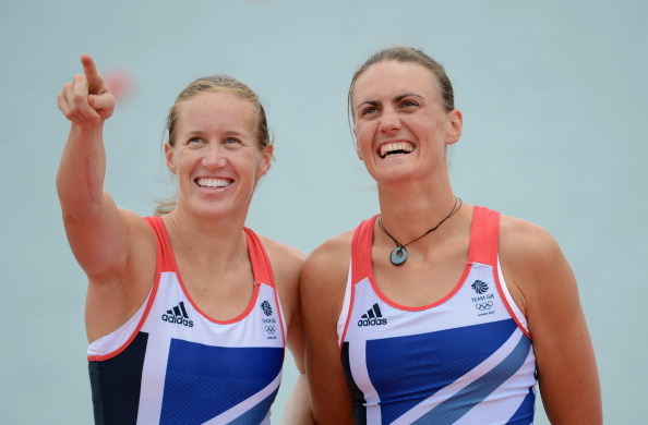 Heather Stanning has been ruled of the European Rowing Championships due to fatigue ©Getty Images