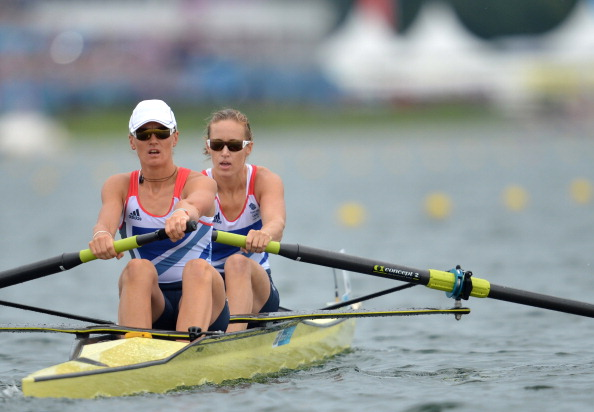 Heather Stanning returned to partner Helen Glover in last month's GB Rowing Team Senior Trials for the first time since winning gold at London 2012 ©Getty Images