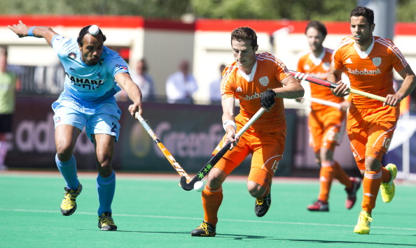 Hockey World League action will take place across the globe in 2014 and 2015, with the finals being staged in Argentina and India ©AFP/Getty Images