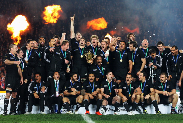Holding the 2019 World Cup would follow other major sporting events held in the country including the 2011 Rugby World Cup ©Getty Images