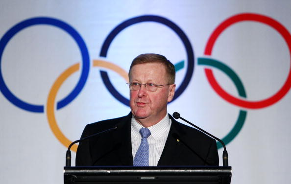 IOC vice-president John Coates has softened his stance on Rio's preparations for the Games ©Getty Images