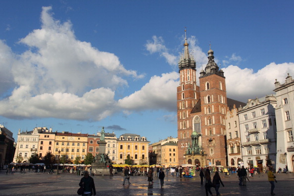Kraków's bid for the 2022 Olympics and Paralympics is over ©Getty Images
