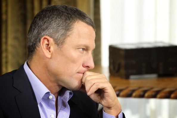 Lance Armstrong has been stripped of the Légion d'honneur ©Getty Images