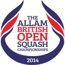 Laura Massaro will face Nicol David in the Allam British Open final in a repeat of last years showdown ©Allam British Open