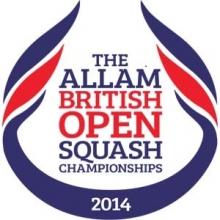 Laura Massaro will face Nicol David in the Allam British Open final in a repeat of last years showdown ©Allam British Open