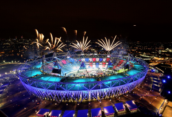 London 2012 has boosted the number of visitors to Britain and London in the long term as well as the short term ©Getty Images