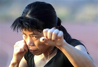 Mary Kom has surprisingly missed out on a spot in the Indian boxing team for Glasgow 2014 ©AFP/Getty Images