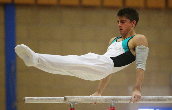 Max Whitlock will be hoping to medal at the Artistic Gymnastics European Championships ©Getty Images