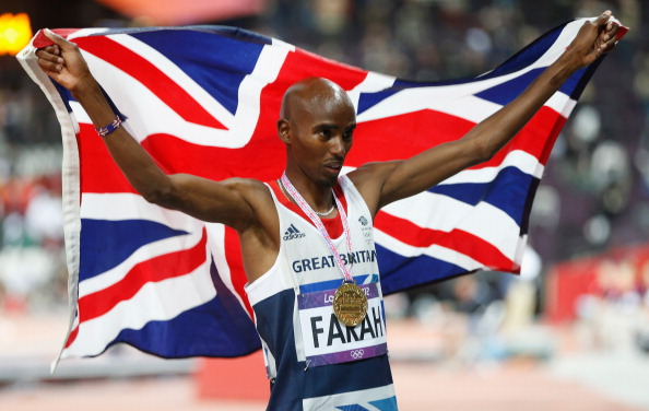 Mo Farah will represent England when he competes at his first Commonwealth Games in Glasgow this summer ©Getty Images