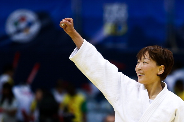 Mongolian world champion Mönkhbatyn Urantsetseg will be looking to claim gold in the women's -48kg event in Baku ©Getty Images