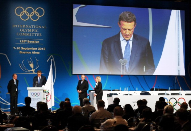 Morariu became only the fourth Romanian to be elected as a member of the IOC at the 125th Session in Buenos Aires last year ©Getty Images