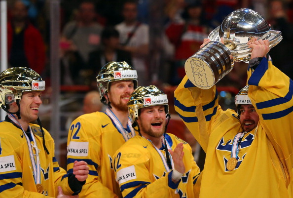More than 975 million people tuned into the Championships last year which saw Sweden secure gold on home soil ©Getty Images
