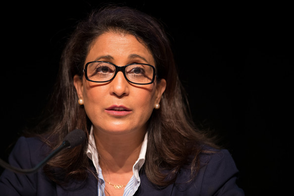 Nawal El Moutawakel has ruled herself out as a candidate to replace Lamine Diack as President of the IAAF ©Getty Images