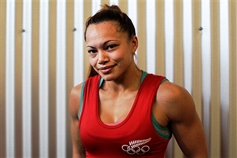 Oceania champion Tayla Ford will be the sole female representative on the New Zealand wrestling team at Glasgow 2014 ©Getty Images