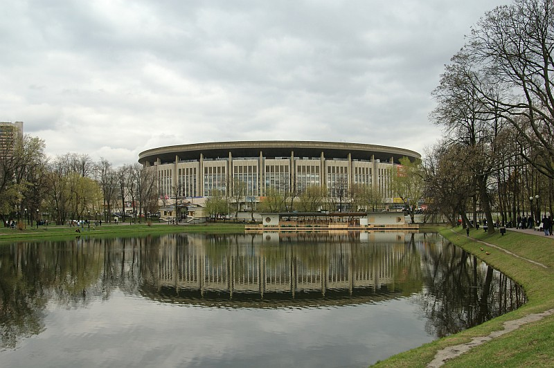 A 64 per cent stake in the Olimpiisky Sports Complex, built for the 1980 Olympics in Moscow, has been sold for 4.67 rubles ©Wikipedia